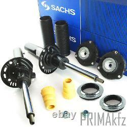 2x Sachs Amortisseur Pare-Chocs Pallier Avant Audi A3 8P VW Touran 1T