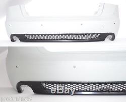 A6 11-15 Berline Limousine AVANT ARRIÈRE Pare chocs Diffuseur SPOILER S-LINE