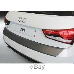 ABS Protection Pare-Chocs Audi A1 S-LINE & S1 2015- Noir