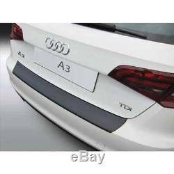 ABS Protection Pare-Chocs pour Audi A3 8V Sportback 6/2012- Noir