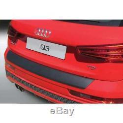 ABS Protection Pare-Chocs pour Audi Q3 & RSQ3 10/2011- Noir