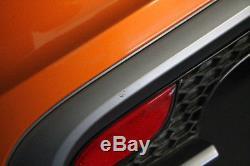 AUDI A1 8X S-LINE PARE-CHOC Pare-chocs arrière Tablier PDC Samoa Orange