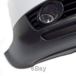 AUDI A4 8E B6 Pare-chocs avant Pare-chocs pour eph + SRA avec LY7W Argent