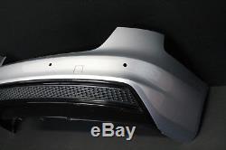 AUDI A4 8K SOUDE S-LINE Plus PARE-CHOC Pare-chocs arrière Tablier PDC