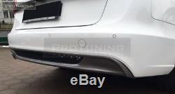 AUDI A6 4G C7 AVANT 11-15 TOURING 5D arrière Pare chocs Diffuseur SPOILER
