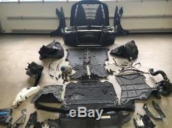 AUDI A6 (4G, C7) devant XENON LED Capot Pare-chocs Pare-chocs radiateur