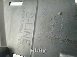 AUDI TT S Line 8J 2006- Pare-chocs avant 8J0807437D