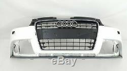 AUDI TTS TT-S S-Line 8J 06-10 Pare-chocs Pare-chocs avant avant 8J0807437