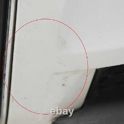 AUDI Tt 8J Avant Pare-Choc 8J0807065A 2012 Blanc Y9C