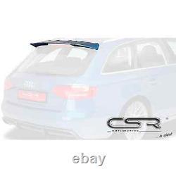 Aileron Audi A4 B8 8k5 Avant Break 12/2007-12/2015 Toit Csr X-line