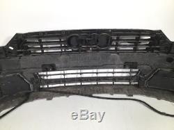 Argent LX1Y Pare-Chocs avant Audi A7 Sportback (4GA) 3.0 Tdi Quattro 160 Kw 2