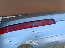 Arrière Pare-Choc Assemblage avec / Park Assist OEM 2007-2009 Audi Q7 4L 3.6L