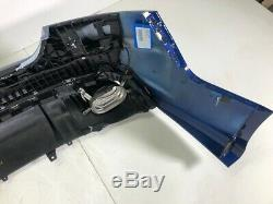 Ascariblau Lx5f Pare-Chocs Arrière Audi A7 Sportback (4ga) Rs7 Quattro 412 Kw