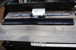 Audi 80 Cabriolet Typ89 8G Pare-Chocs Coupez Pièce Schutzleise LZ5L Bleu Ming