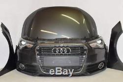 Audi A1 8X 10-14 Pare-choc avant au xénon
