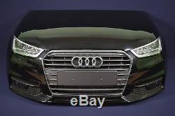 Audi A1 8x 1.4 TFSI 2016 Conduite à gauche avant Embout Masque Kit Pare-Choc