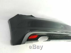 Audi A1 S-line 8X0 à partir de 2010- pare-chocs arrière pare-chocs arrière