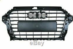 Audi A3 (04.2012-06.2016) Calandre Front Pare-chocs 8v38536511qp Neuf