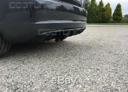 Audi A3 8P 8PA Facelift Diffuseur Tablier Arrière RS3 Spoiler pour Pare-Chocs
