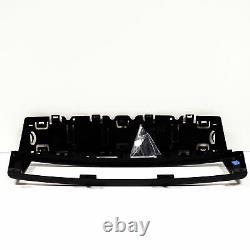 Audi A3 8P Avant Pare-Choc Plaque Immatriculation Support 8P48072851QP Neuf Vrai
