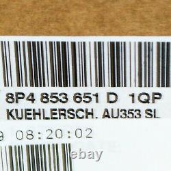 Audi A3 8P Avant Pare-Choc Radiateur Grille 8P4853651D 1QP Neuf Original