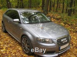 Audi A3 8P Pare-Chocs avant Becquet Spoiler Aileron Mise au Point S-LINE S3