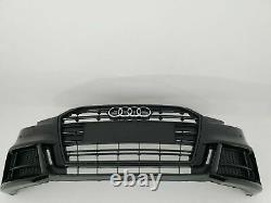 Audi A3 8V S line Facelift 2016- Pare-chocs avant Pare-chocs avant