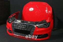 Audi A3 8V Sportback S-LINE Avant Pare-Chocs Plein Phares LED Capot
