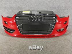 Audi A3 8V après 2012 PARE CHOC AVANT 8V3807437DE SRA