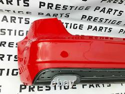 Audi A3 8V4 5 portes S Line 2012- pare-chocs arrière pare-chocs arrière 5 dorrs
