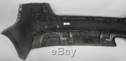 Audi A3 8V4 Pare-chocs S-line 5 portes arriere 8V4807511