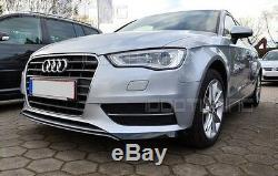 Audi A3 8v 8 VA Pare-Chocs avant Becquet Spoiler Aileron Mise au Point S-LINE S3