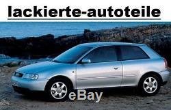 Audi A3 Facelift 8L Pare-Chocs Neuf Couleur au Choix Peint avant 2000-2003