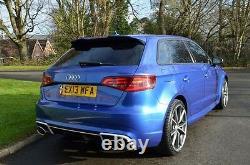 Audi A3 à RS3 8V Pare-Chocs Arrière