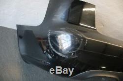 Audi A4 8E B7 Pare-Chocs Arrière Pare-Chocs Arrière Complet Noir Brillant LY9B