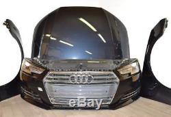 Audi A4 8W B9 16- Capot le pare-chocs le garde-boue le projecteur BiXenon PDC LX