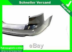 Audi A4 8ed B7 Pare-Chocs Pare-Chocs pour Pdc Arrière Noir Brillant Y9B