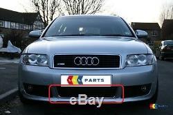 Audi A4 B6 00-05 Neuf D'Origine avant S LINE Pare-Choc Bas Central Grille