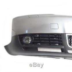 Audi A4 B6 8E Pare-Chocs avant Pare-Chocs Carénage / Panneau avant Sra LY7Q Gris