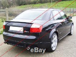 Audi A4 B6 8e (2001 2004) Jupe Arriere / Rajout De Pare Choc Arriere