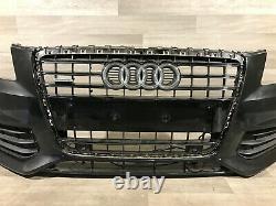 Audi A4 B8 8K Soude S-LINE Pare-Chocs + Calandre Noir Pdc Swa Vfl Lz
