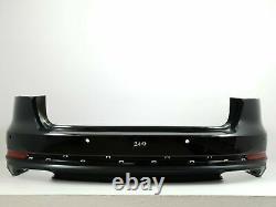 Audi A4 B9 S-line AVANT QL 8W9 à partir de 2017- Pare-chocs arrière