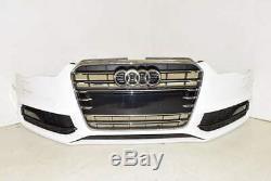 Audi A5 8T 12- Pare-chocs avant S-Line Nouvelle calandre LY9C SRA PDC TOP