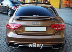 Audi A5 8t S-line (2012 2016) Jupe Arriere / Rajout De Pare Choc Style Rs