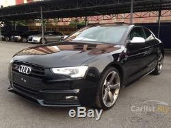 Audi A5 S5 13-15 Neuf D'Origine avant S-LINE Pare-Choc Feu Anti Brouillard