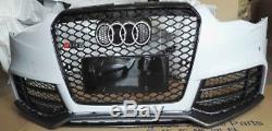 Audi A5 S5 To Rs5 Fibre de Carbone Style Kit Carrosserie Pare-Choc Extension