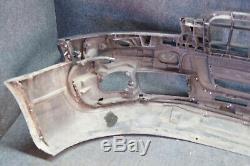 Audi A6 4F C6 Toute Pare-Chocs Tablier avant Lavagrau-LZ7L / HF