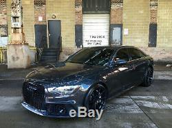 Audi A6 4G C7 Prefacelift avant RS6 Aspect Pare-Choc Neuf avec Tous Gril Inclus