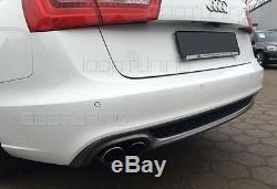 Audi A6 4g C7 avant Diffuseur Arrière S-LINE Look F. Standard Pare-Chocs