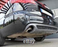 Audi A6 C6 4F avant Vfl Diffuseur avec Grille Arrière S-LINE pour Pare-Chocs De